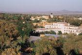 Overview Of Santa Fe, New Mexico, Usa — Stock Photo