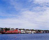 Lunenberg, Nova Scotia — Stock Photo
