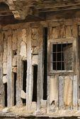 Old Broken Building — Stok fotoğraf