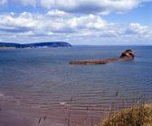 Bay Of Fundy, Nova Scotia — Photo