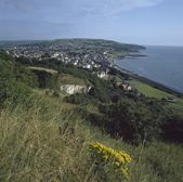 Whitehead, Co Antrim, Ireland — Stock Photo