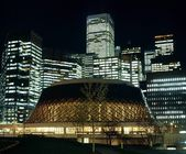 Roy Thomson Hall (Formerly New Massey Hall), Toronto, Ontario — Stock Photo