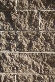 грубый цементной стены — Стоковое фото