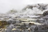 Hot Springs In Rotorua, New Zealand — Stock Photo