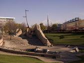 The Forks, Winnipeg, Manitoba, Canada — Stock Photo