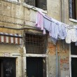 Clothing Drying On The Line, Venice, Italy — Stock Photo #31796663