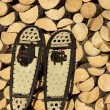 Stock Photo: Snowshoes