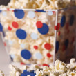 Popcorn Bowl — Stock Photo #31797603