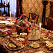 Formal Table Setting — Stock Photo #31799135