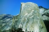 Yosemite National Park, Sierra Nevada, California, USA. Rock Formations And Forest — Foto de Stock