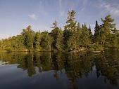 Lake Of The Woods, Ontario, Canada — Stock Photo