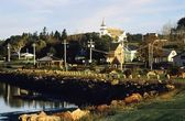 St. Peter's Church, Prince Edward Island, Canada — Stock Photo