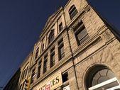 Heritage Building, Exchange District, Winnipeg, Manitoba, Canada — Stock Photo