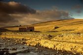Shed In The Yorkshire Dales, England — Stock Photo