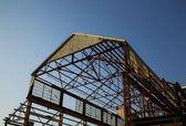 Frame Of A Building — Foto de Stock