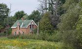 Rural House, Muskoka, Ontario, Canada — Stock Photo