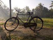 Bicycle, Kerala, India — Foto Stock