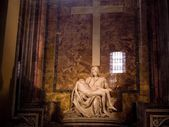 Statues, The Vatican, Rome, Italy — Stock Photo