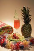 Visualizzazione di frutta — Foto Stock