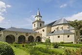 Arceniaga, The Basque Country, Spain. Sanctuary Of The Encina (Santuario De La Encina) — Stock Photo