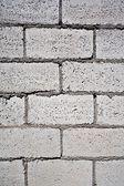 Close Up Of Cinder Block — Stock Photo