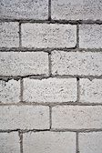 Close Up Of Cinder Block — Stock Photo