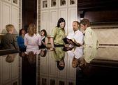 Bible Study Groups — Foto Stock