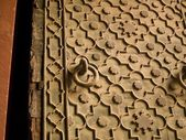Details On Architecture, Taj Mahal, Agra India — Stock Photo