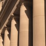 Architectural Detail Of Union Station, Toronto, Ontario, Canada — Stock Photo #31801635