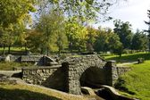 Stone Bridge In Tarrytown, New York, Usa — Stock Photo