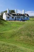Fort Anne National Historic Park, Annapolis Royal, Nova Scotia, Canada — Stock Photo