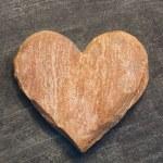 Heart Made Of Stone — Stock Photo #31932623