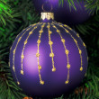 Christmas Tree Ornament — Stock Photo #31932977