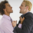 Two Businessmen Fighting — Stock Photo #31933859