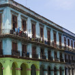 Cuban Architecture, Havana, Cuba — Stock Photo