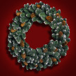 Christmas Wreath — Stock fotografie #31935731