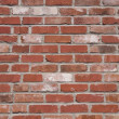 Stock Photo: Close-Up Of Uneven Colored Brick Wall