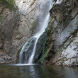 Stock Photo: Sturtevant Falls, SGabriel Mountains, California