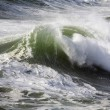 Stock Photo: Ocean Waves