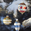 Christmas Ornaments — Stock fotografie #31939207