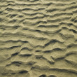 Pattern On The Sand — Foto de Stock