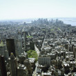View Of Manhattan. New York City, New York, United States of America — Stock Photo