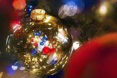Christmas Ornaments — Stock Photo