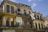 Old Building, Havana, Cuba — Stock Photo