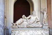 Statue Of Tigris — Stock Photo