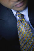 Man in a suit and tie — Stock Photo