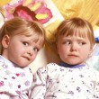 Funny twins — Stockfoto #31940391