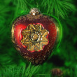 Christmas Tree Ornament — Stock Photo
