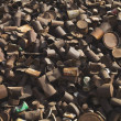 Pile Of Rusted Cans, Siwa, Egypt — Stock Photo