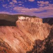 Yellowstone Grand Canyon — Stock Photo